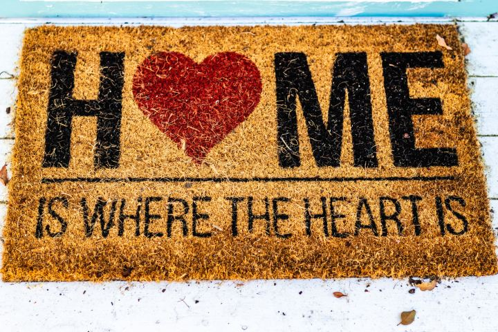 Home Sweet Where Do You Consider Home?